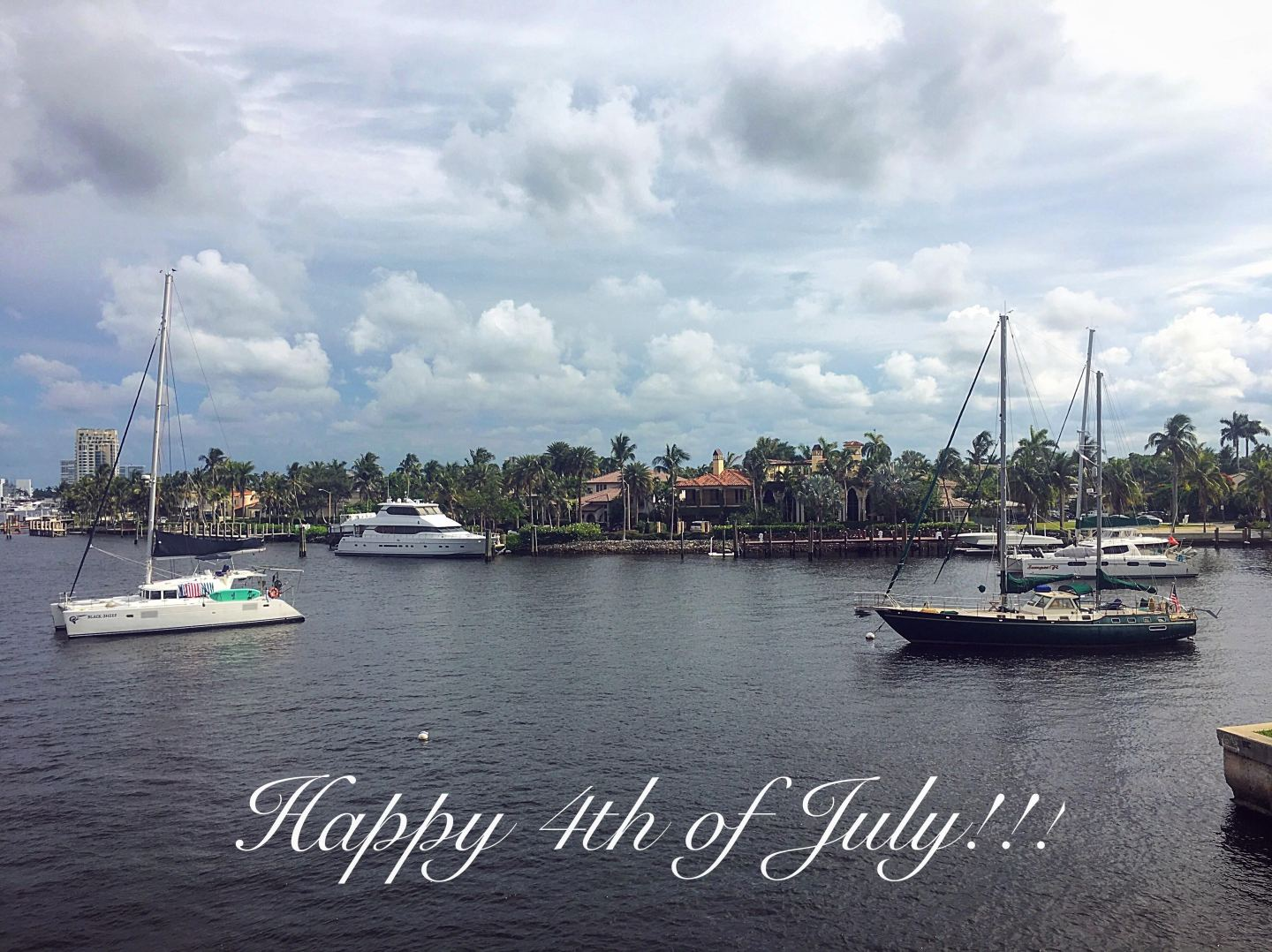 4th of July Heart of FTL Greetings