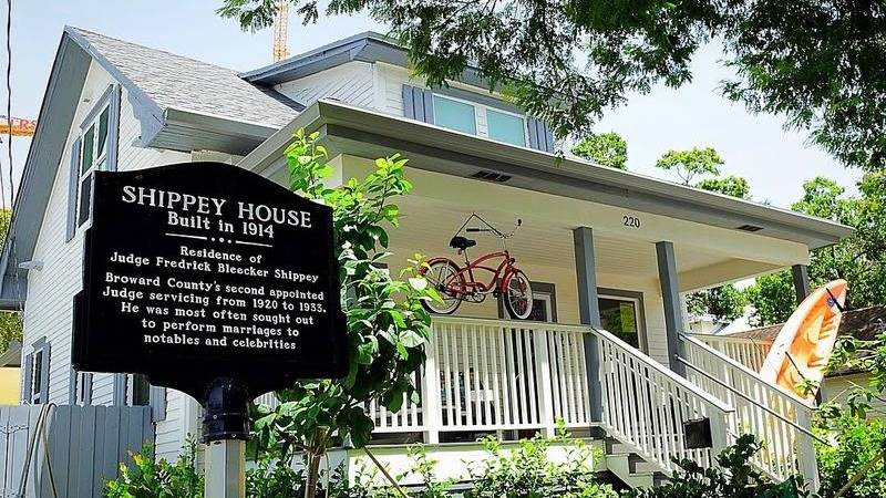 Shippey House The Heart of FTL
