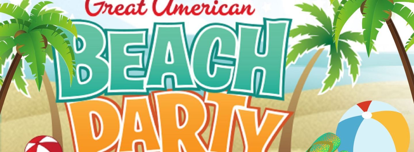 Great American Beach Party Cover